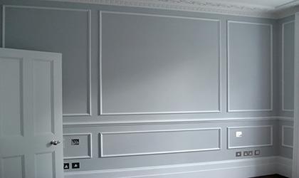 Chelsea Flat grey Wall