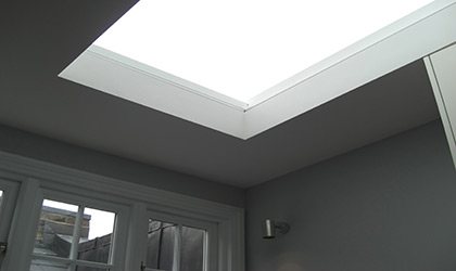 Chelsea Apartment Skylight