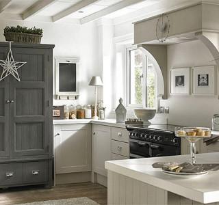 Eight Types of White for Kitchen