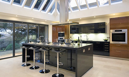 Luxury Kitchen Extension