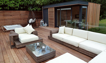 Garden Decking and Furniture